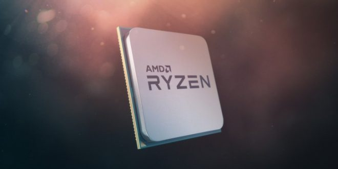 amd cpu chip