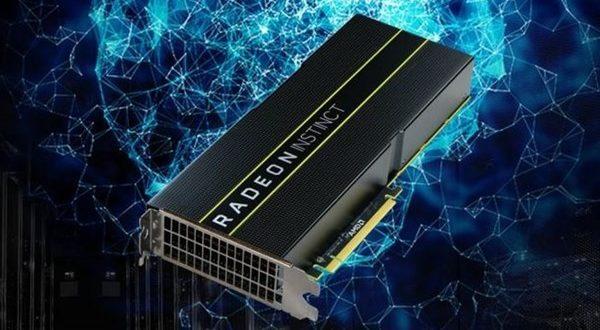 AMD Radeon Instinct MI100 leak main