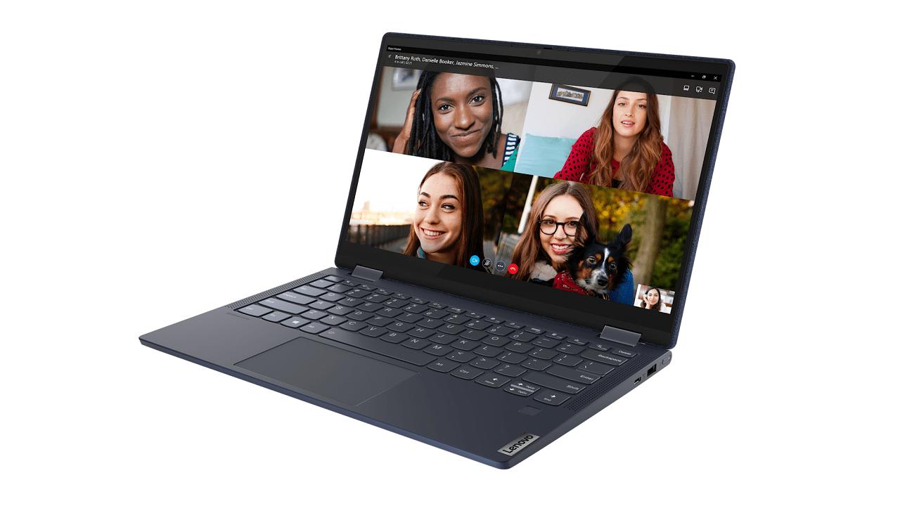 """ה-Lenovo Yoga 6. קרדיט: יח""""צ"""