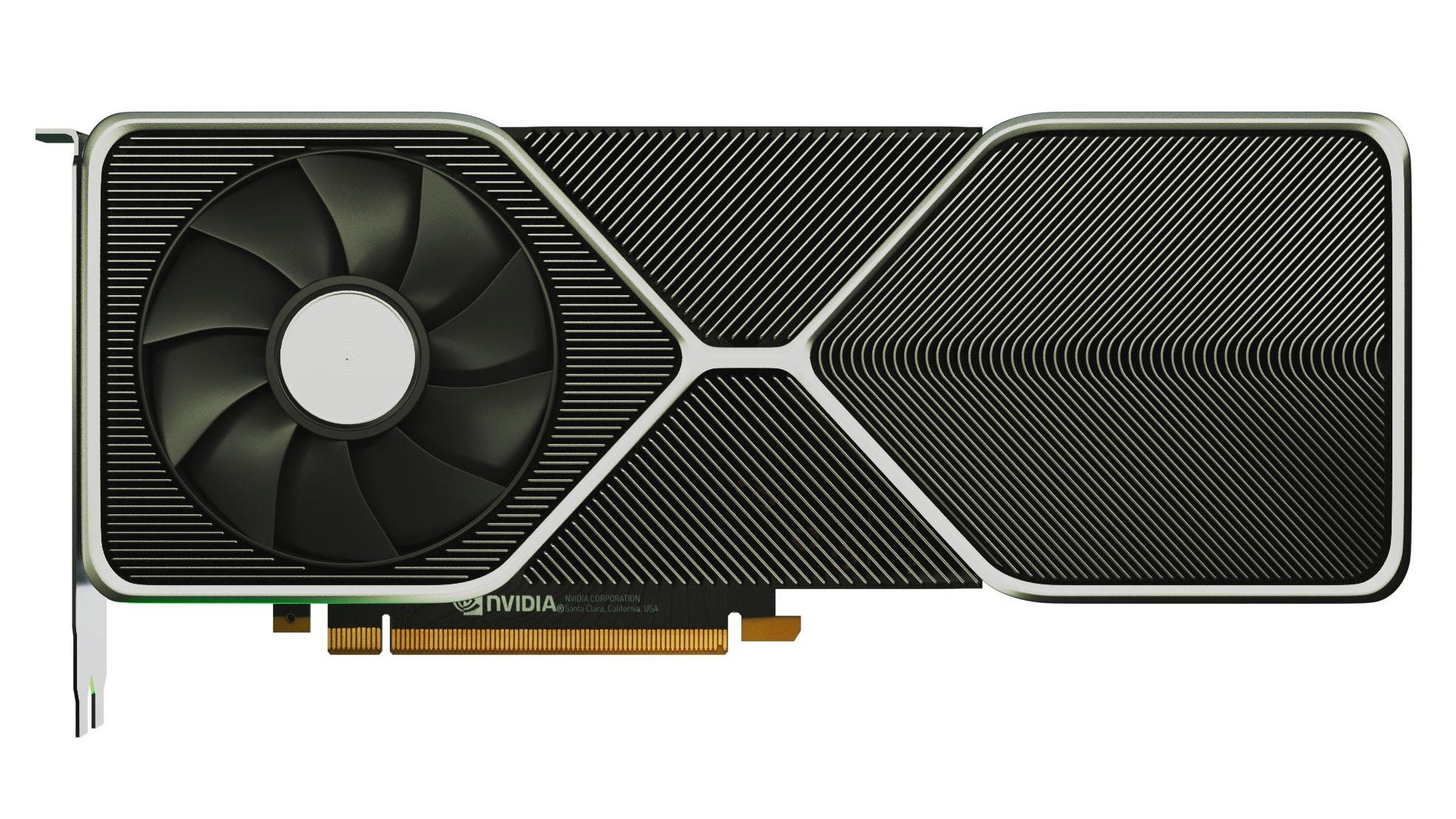nvidia rtx 30 cooler leak render