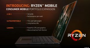 amd ryzen laptop